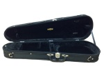 Dart-Shaped Woodshell Violin Case