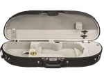 Bobelock Half-Moon Woodshell Violin Case