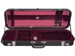Bobelock Oblong Fiberglass Violin Case