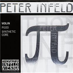 Peter Infeld Violin D String - Silver