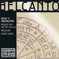 Belcanto Bass Low C Ext. String