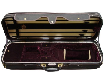 Angels Deluxe Oblong Violin Case